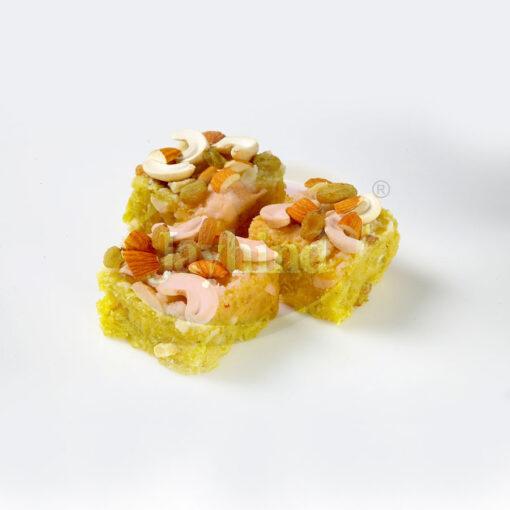 Only Jayhind Sweets Make Best Badam Dryfruit Halva In All Over World, We Deliver Badam Dryfruit Halva All Over The World. Buy Now On jayhindsweets.com