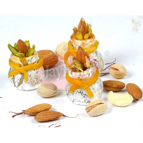 Kaju Kalash   Jayhind Sweets