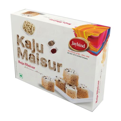 Only Jayhind Sweets Make Best Kaju Maisur In All Over World, We Deliver Kaju Maisur All Over The World. Buy Now On jayhindsweets.com