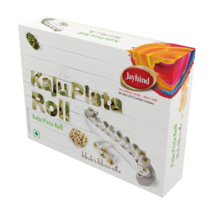 Only Jayhind Sweets Make Best Kaju Pista Roll In All Over World, We Deliver Kaju Pista Roll All Over The World. Buy Now On jayhindsweets.com