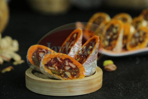 Only Jayhind Sweets Make Best Kesar Slice In All Over World, We Deliver Kesar Slice All Over The World. Buy Now On jayhindsweets.com