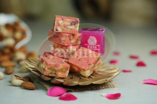 Only Jayhind Sweets Make Best Rose Bite In All Over World, We Deliver Rose Bite All Over The World. Buy Now On jayhindsweets.com