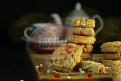 Only Jayhind Sweets Make Best Tuti Fruti Cookies In All Over World, We Deliver Tuti Fruti Cookies All Over The World. Buy Now On jayhindsweets.com
